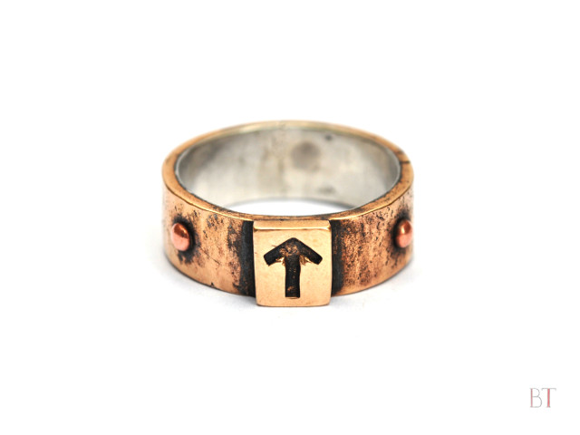 [Viking Ring] – Bronze, Copper, Sterling Silver